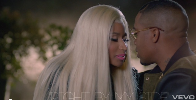Nicki Minaj i Chris Brown w duecie - Right By My Side [VIDEO