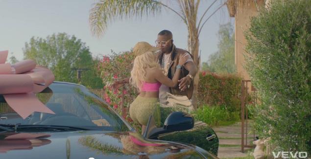 Nicki Minaj i Chris Brown w duecie - Right By My Side [VIDEO