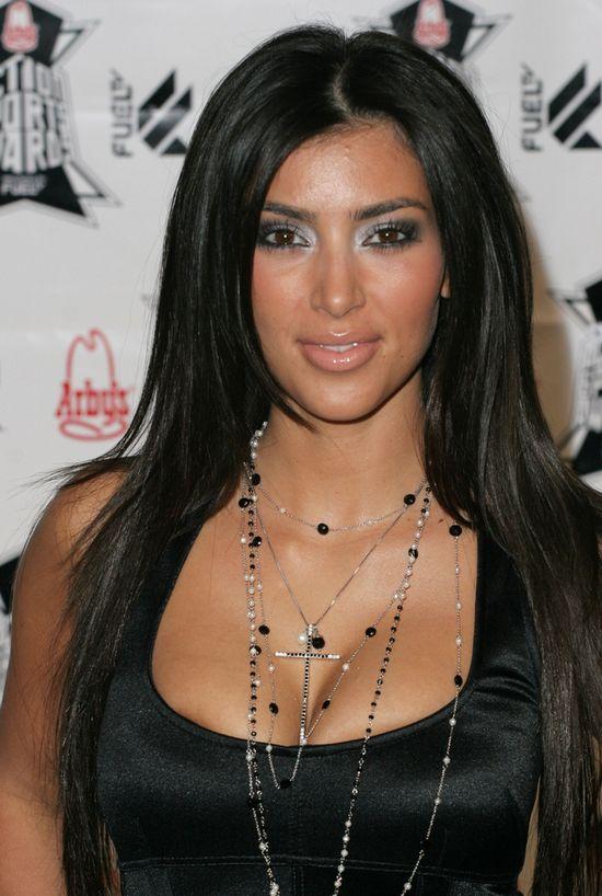 Naszyjniki Kim Kardashian