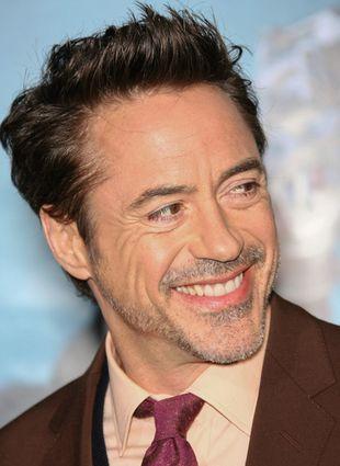 Robert Downey Jr. został ojcem!
