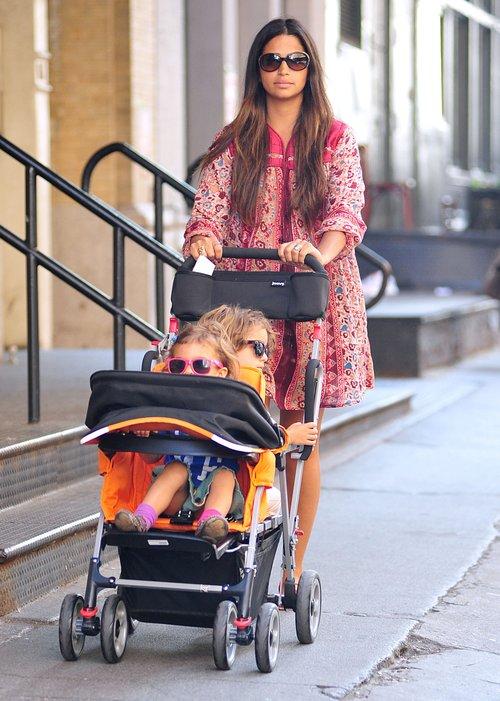 Camila Alves z dziećmi