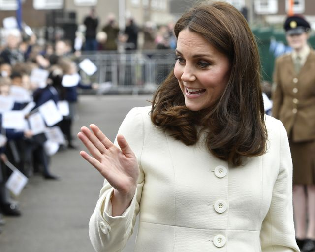 Internet w szoku z powodu PALCÓW Kate Middleton