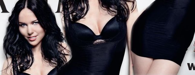 Paulina Sykut seksowna na okładce Maxima (FOTO)
