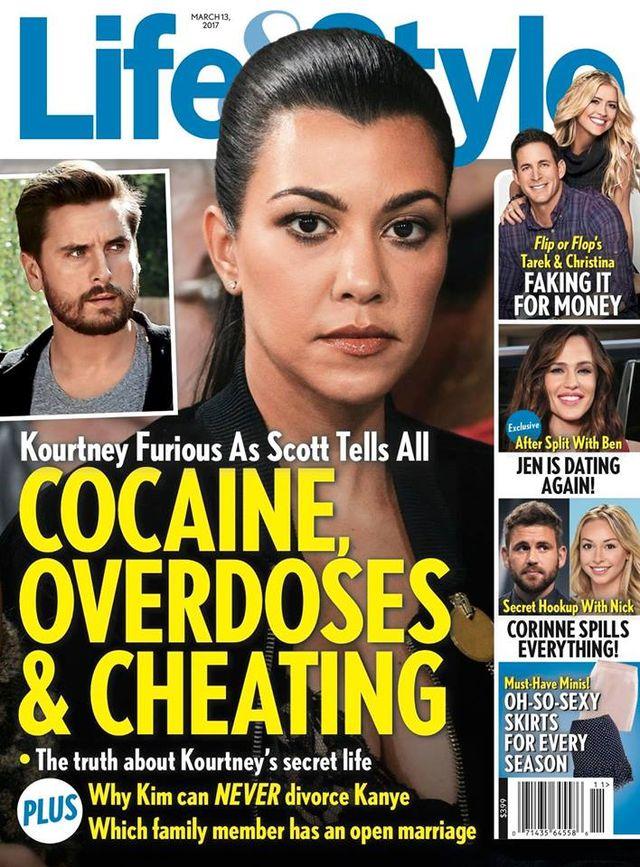 Od rozstania Kourtney Kardashian (37 l.) i Scotta Disicka (32 l.) minęło już sporo czasu. Dzisiaj na jaw wychodzą wszystkie mroczne sekrety z ich wspólnego życia.