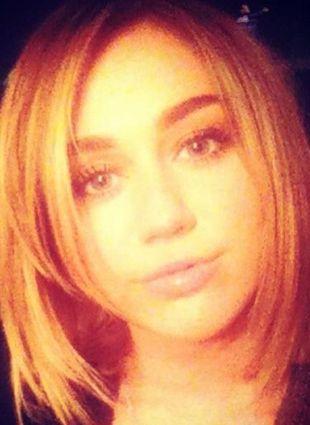 Miley Cyrus w krótkich włosach (FOTO)