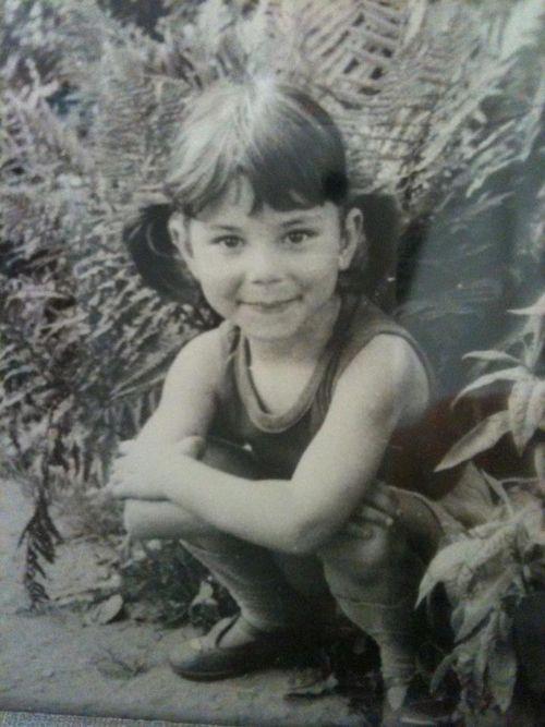 Poznajecie kim jest ta słodka dziewczynka? (FOTO)