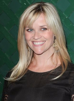 Ciężarna Reese Witherspoon gra w tenisa