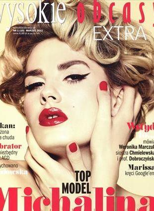 Michalina Manios jako Marilyn Monroe (FOTO)