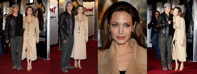 Angelina Jolie chowa nogi (FOTO)