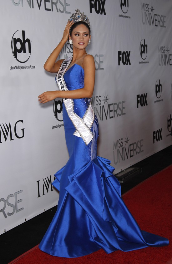 Kim jest Pia Alonzo Wurtzbach – Miss Universe 2015?