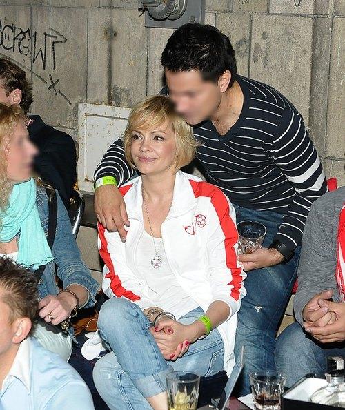 Weronika Marczuk kibicuje biało-czerwonym