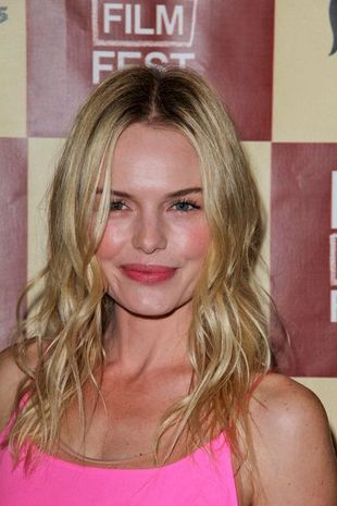 Kate Bosworth zafarbowała się na niebiesko (FOTO)