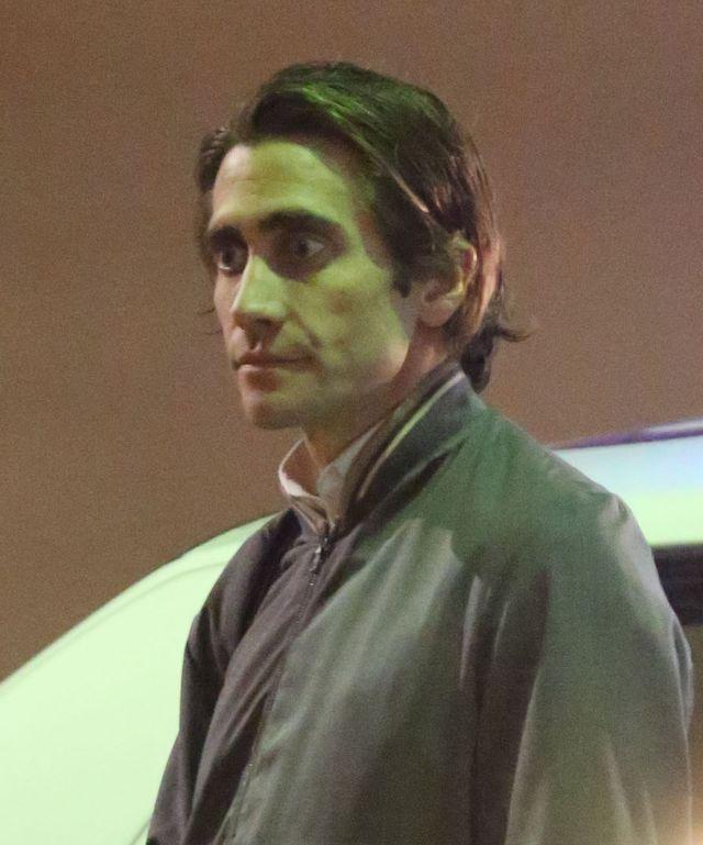 "Jake Gylenhaal na planie ""Nightclawler"""