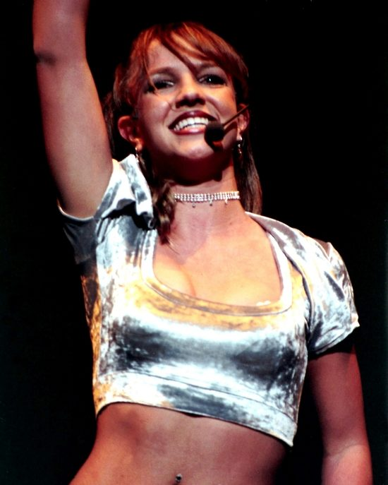Britney Spears by�a pewna, �e Justin Timberlake jest tym jednym jedynym i to w�a�nie jemu odda�a sw�j wianek.