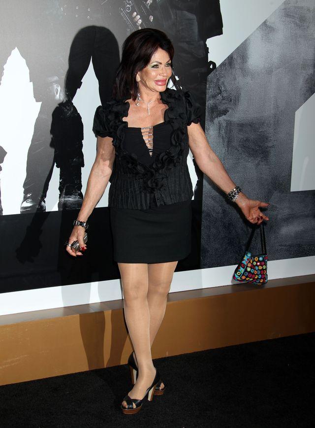 Jackie Stallone i Ivone Weldon – za dużo silikonu sprawiło, że panie są niemal identyczne!