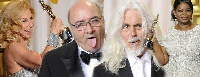 Oscary 2012 – Wielcy Zwycięzcy (FOTO)