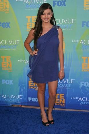 Rebecca Black na Teen Choice Awards (VIDEO)