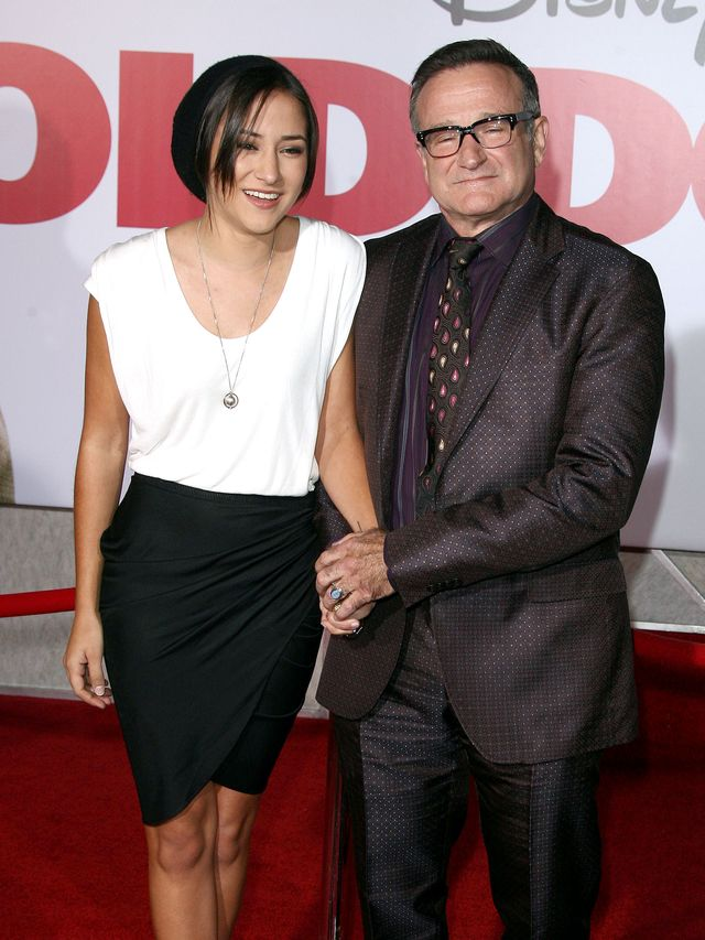 Zelda Williams - córka Robina Williamsa