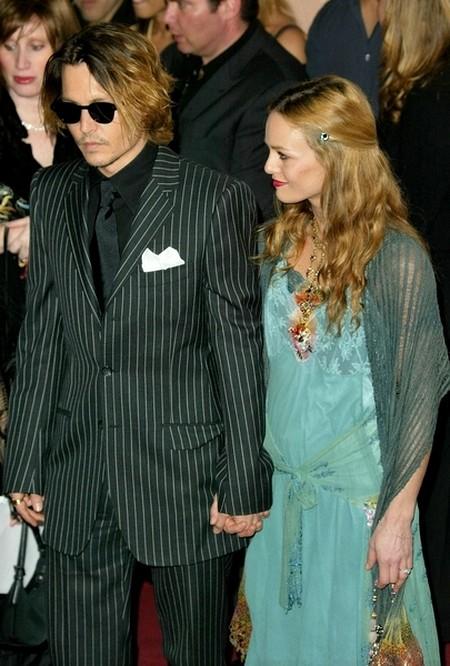 Na rozdaniu nagród 9th Annual Critics Choice Awards w 2004 roku.