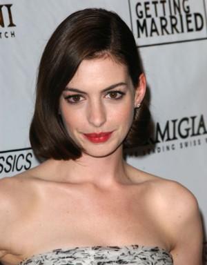 Anne Hathaway o rozstaniu z eks