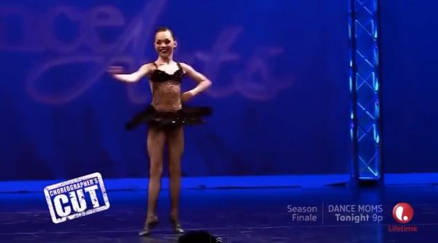 Kim jest Maddie Ziegler, tancerka z piosenki Chandelier?