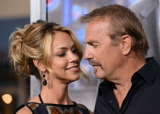 Kevin Costner, Christine Baumgartner