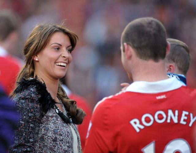 Coleeen Rooney i Wayne Rooney