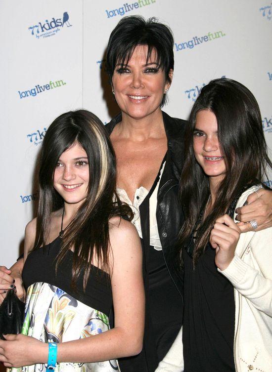 Kylie Jenner na początku przygody z show-biznesem