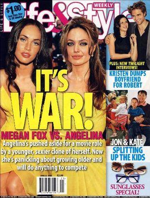 Fox vs. Jolie: Wojna seksownych aktorek