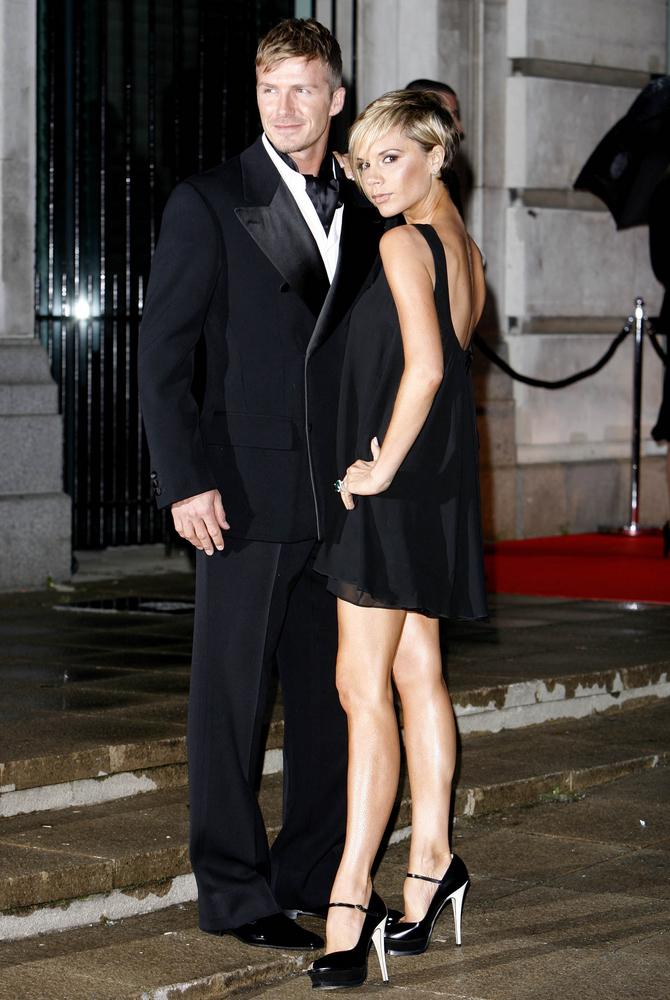 David, Victoria Beckham, 2007 rok