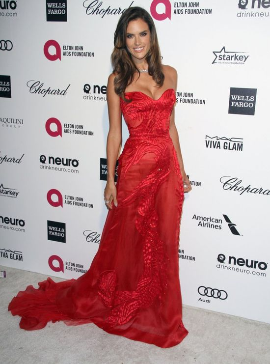Alessnadra Ambrosio, Oscary 2015