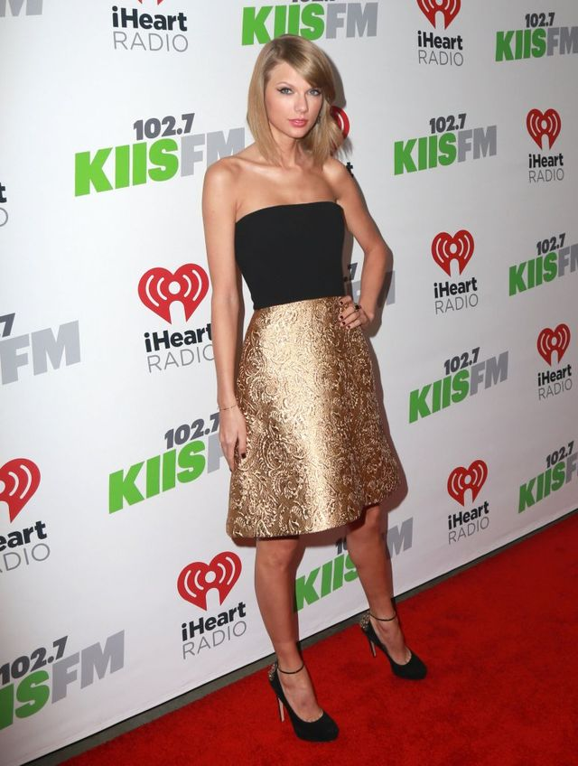 Gwiazdy na Jingle Ball 2014