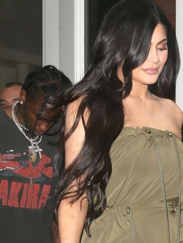 Miłość KWITNIE! Kylie Jenner i Travis Scott na RANDCE (ZDJĘCIA)