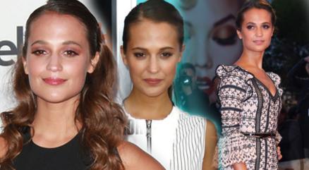 Alicia Vikander to szwedzka aktorka, znana między innymi z filmu Ex Machina oraz The Danish Girl. Na ceremonie zawsze przychodzi w bardzo eleganckich i pięknych kreacjach. Która z nich jest według Was najlepsza?