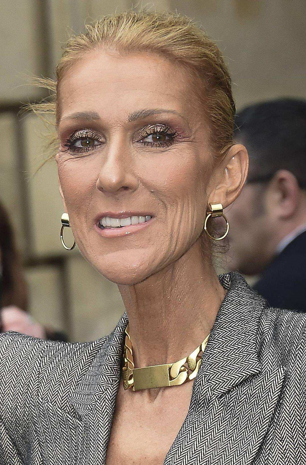 OMG! Ile waży Celine Dion? Zobaczcie, jaką ma TALIĘ!