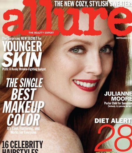 Julianne Moore, piegi