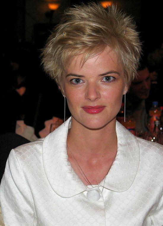 Monika Richardson (Zamachowska) w 2003 roku