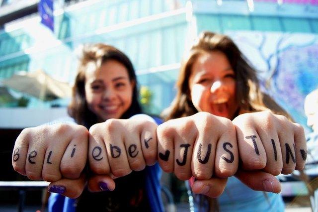 Justin Bieber - fanki