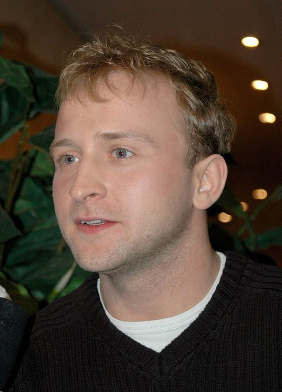 Borys Szyc, 2004