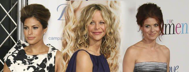 Zdjęcia z premiery filmu The Women