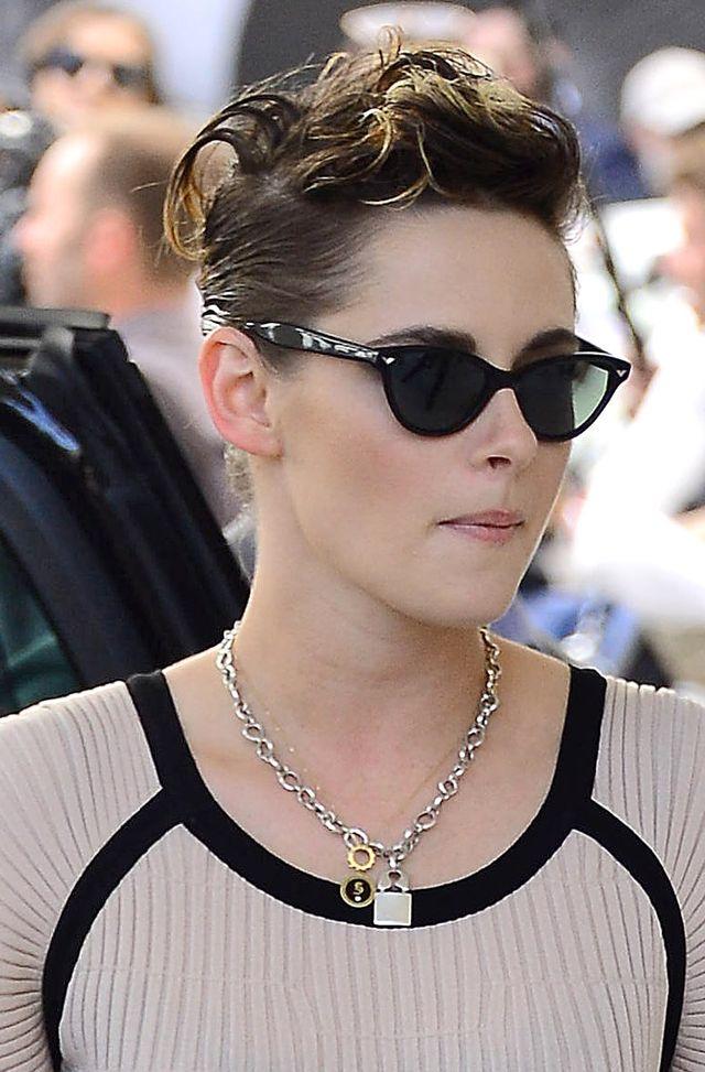 Kristen Stewart w Cannes – wygląda świetnie!