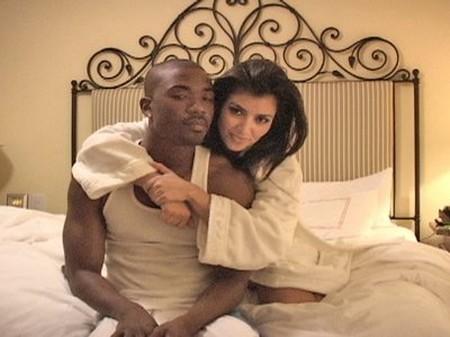 Ray J, który brał udział w seks video Kim Kardashian...