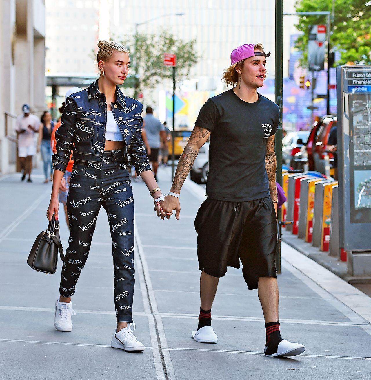 Justin Bieber pokazał zdjęcie z CIĘŻARNĄ Hailey Baldwin? Zobaczcie TO
