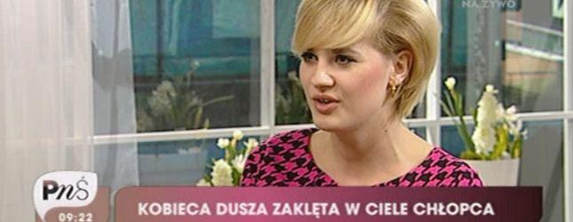 Michalina Manios wyznaje: Nie mam macicy