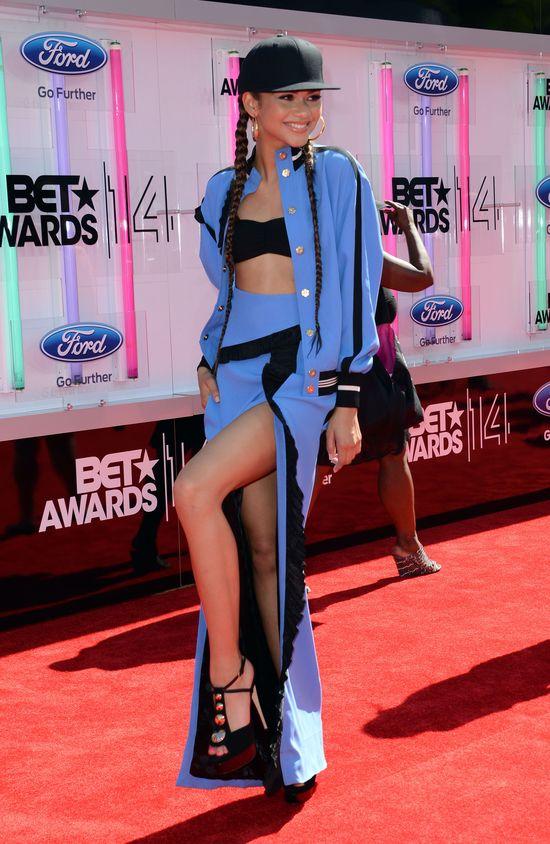 Zendaya, BET Awards 2014