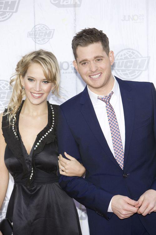 Michael Buble zostanie tatą!