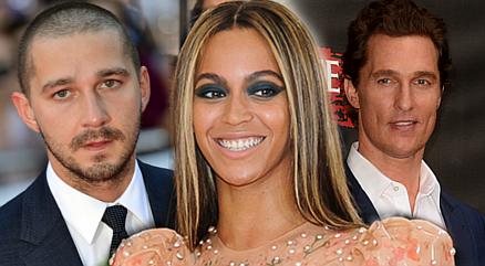 McConaughey, Weiss, Shia LaBeouf? Jak poprawnie wymawiać nazwiska gwiazd?