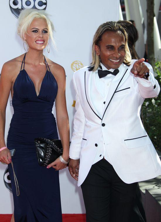 Iwona Burnat z �on Hollywood