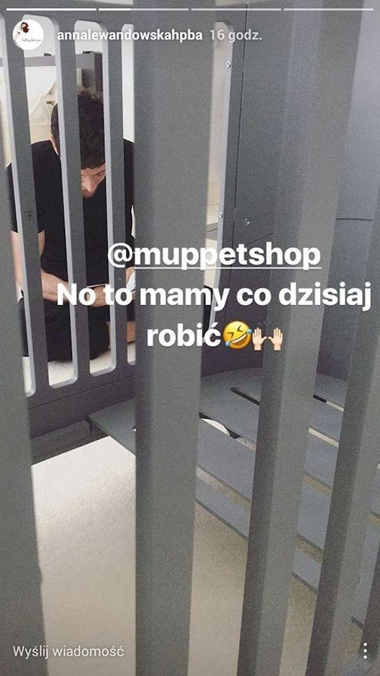Anna Lewandowska zapłaciła za łóżeczko… OKAZJA?! (Insta)