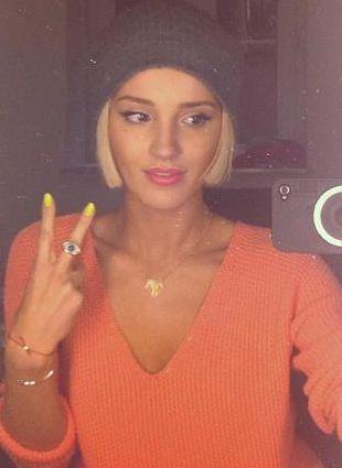 Marina Łuczenko została blondynką? (FOTO)